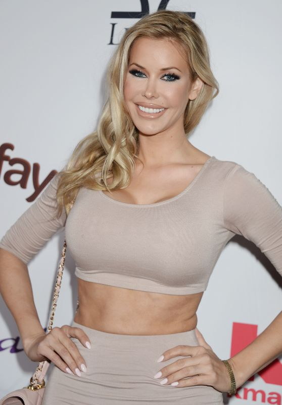 Kennedy Summers Ok Magazine S Pre Oscar Party In Los