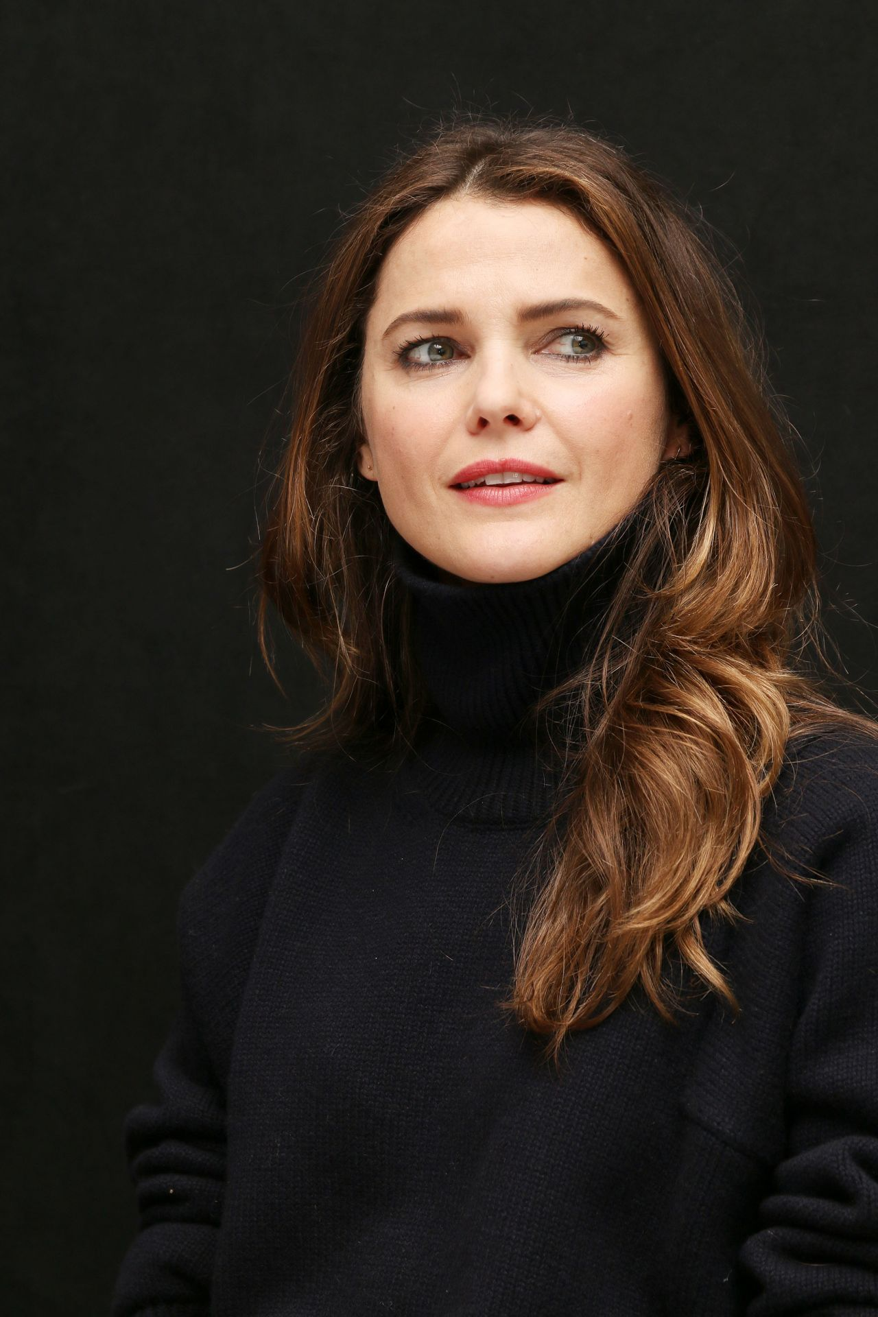 KERI RUSSELL at Starwalk Panel at 2018 Winter TCA Tour in