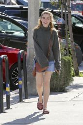 Kiernan Shipka - Out in Los Angeles 1/24/ 2017