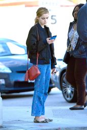 Kiernan Shipka - Out in Los Angeles, CA 2/6/ 2017