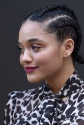 Kiersey Clemons - Marc Jacobs Fashion show in NYC 2/16/ 2017
