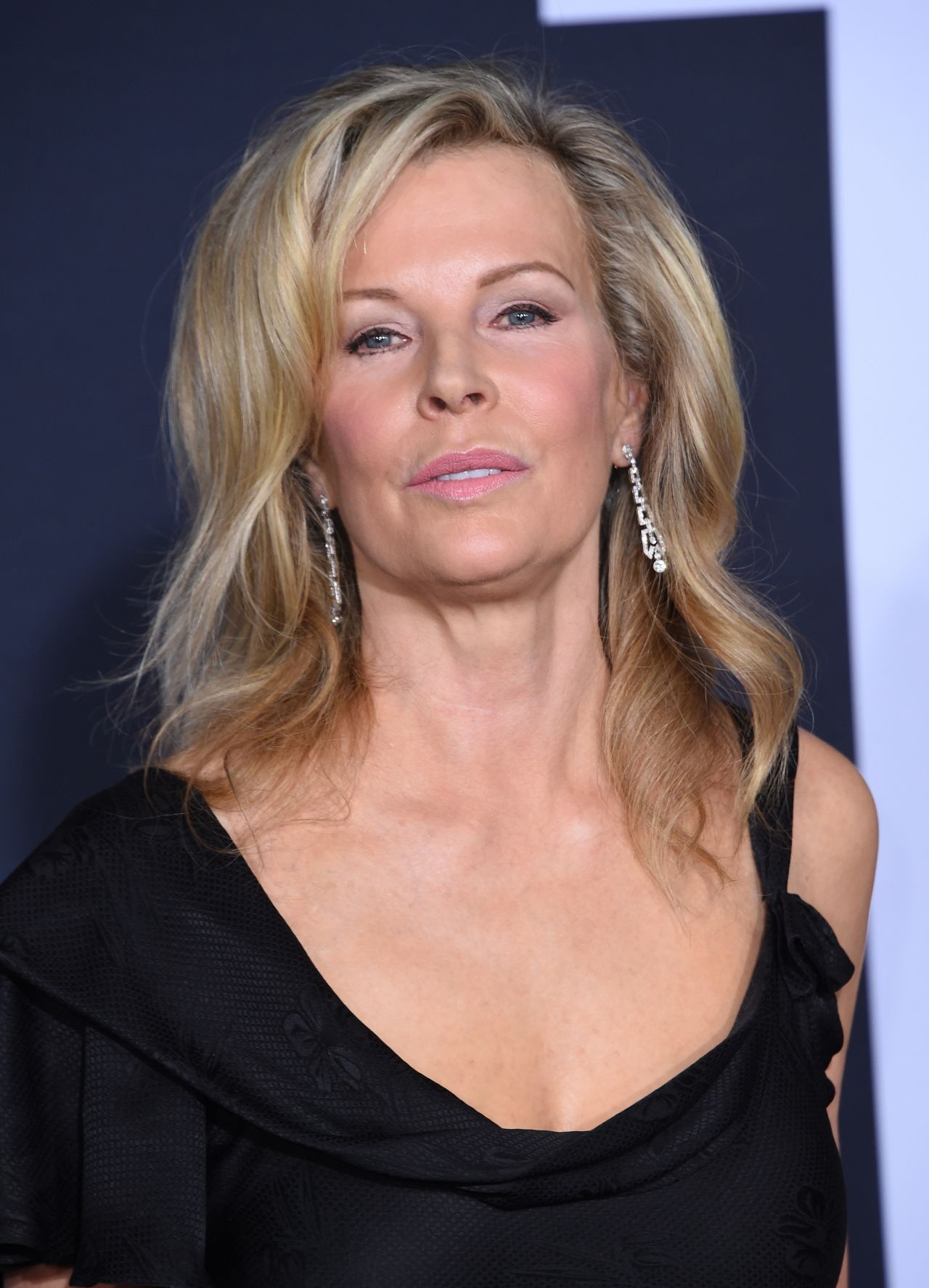 Kim Basinger Fifty Shades Darker Premiere In Los