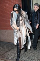 Kim Kardashian - Mercer Hotel NYC 2/14/ 2017