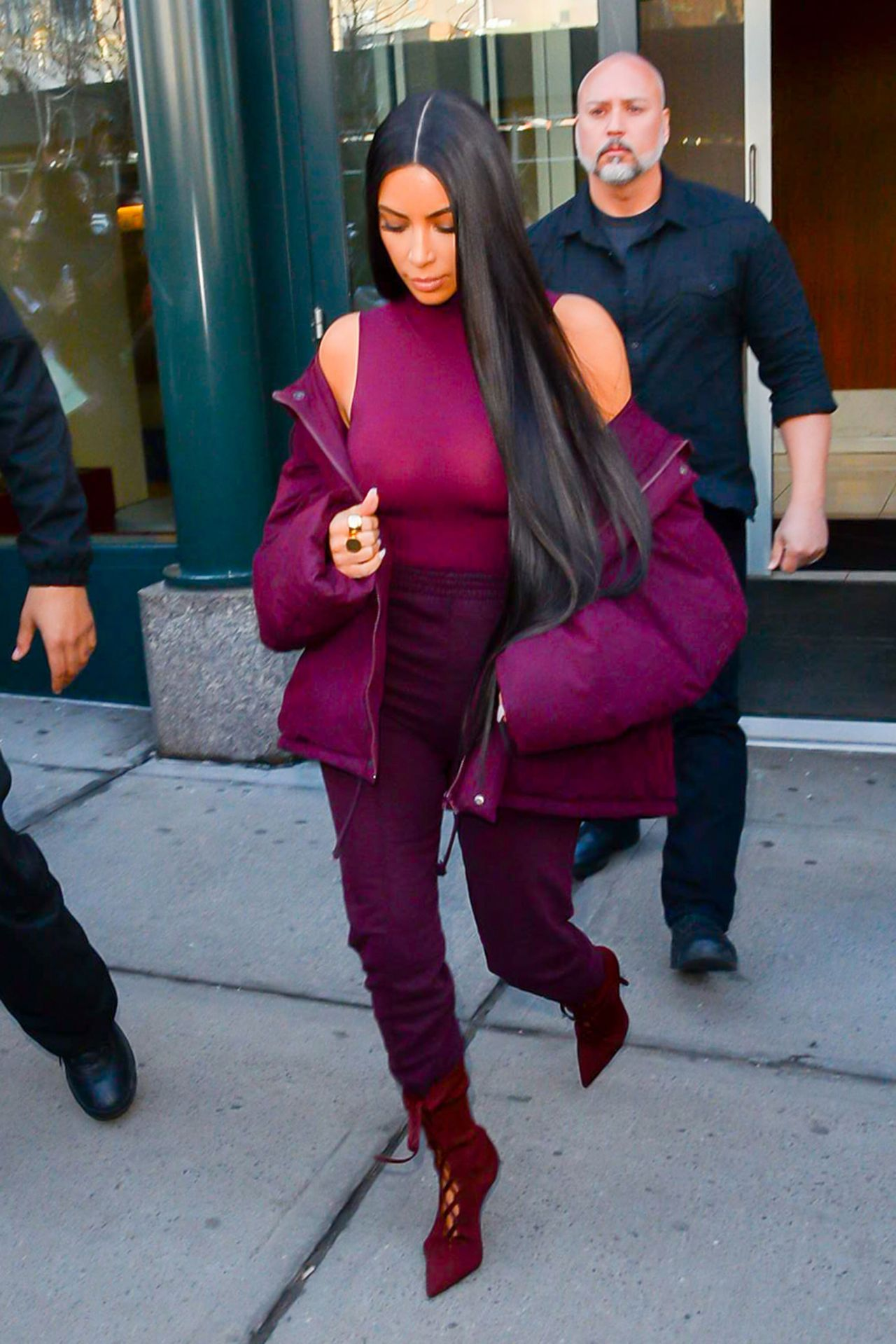 kim kardashian style and fashion inspirations new york