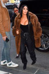 Kim Kardashian Style - New York 2/16/ 2017
