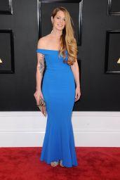 Kim Rosen – GRAMMY Awards in Los Angeles 2/12/ 2017