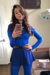 Kira Kosarin - Social Media Pics 1/31/ 2017