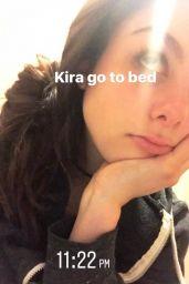 Kira Kosarin - Social Media Pics 2/7/ 2017