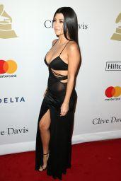 Kourtney Kardashian on Red Carpet – Clive Davis Pre-Grammy 2017 Party in Beverly Hills