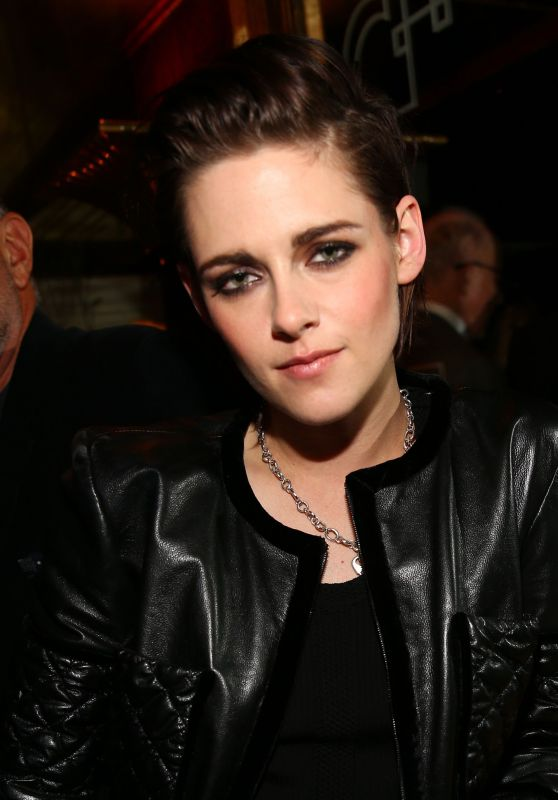 Kristen Stewart – Charles Finch and Chanel Annual Pre-Oscar Awards Dinner in Beverly Hills 2/25/ 2017