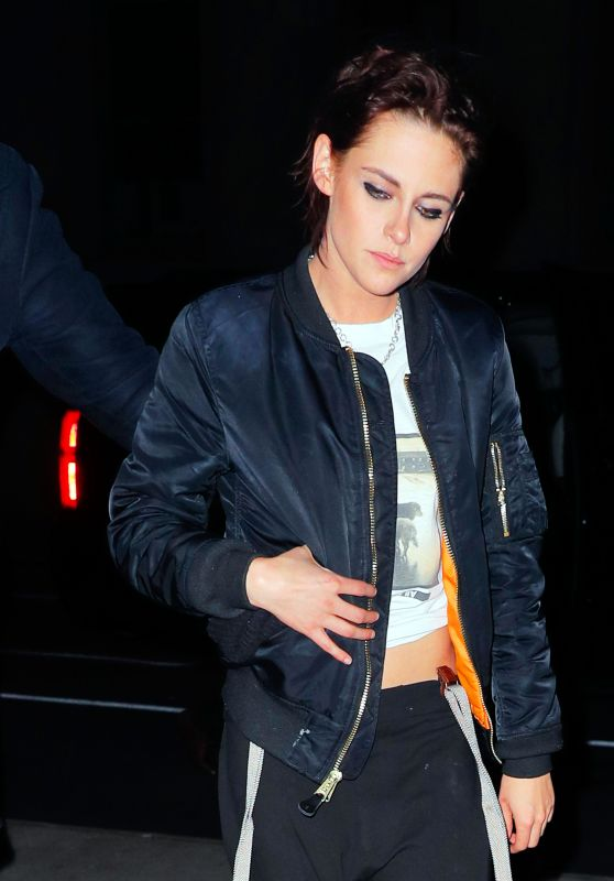 Kristen Stewart - STK For The SNL Afterparty in New York City 2/4/ 2017