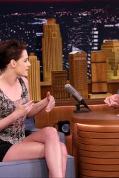 Kristen Stewart - The Tonight Show Starring Jimmy Fallon