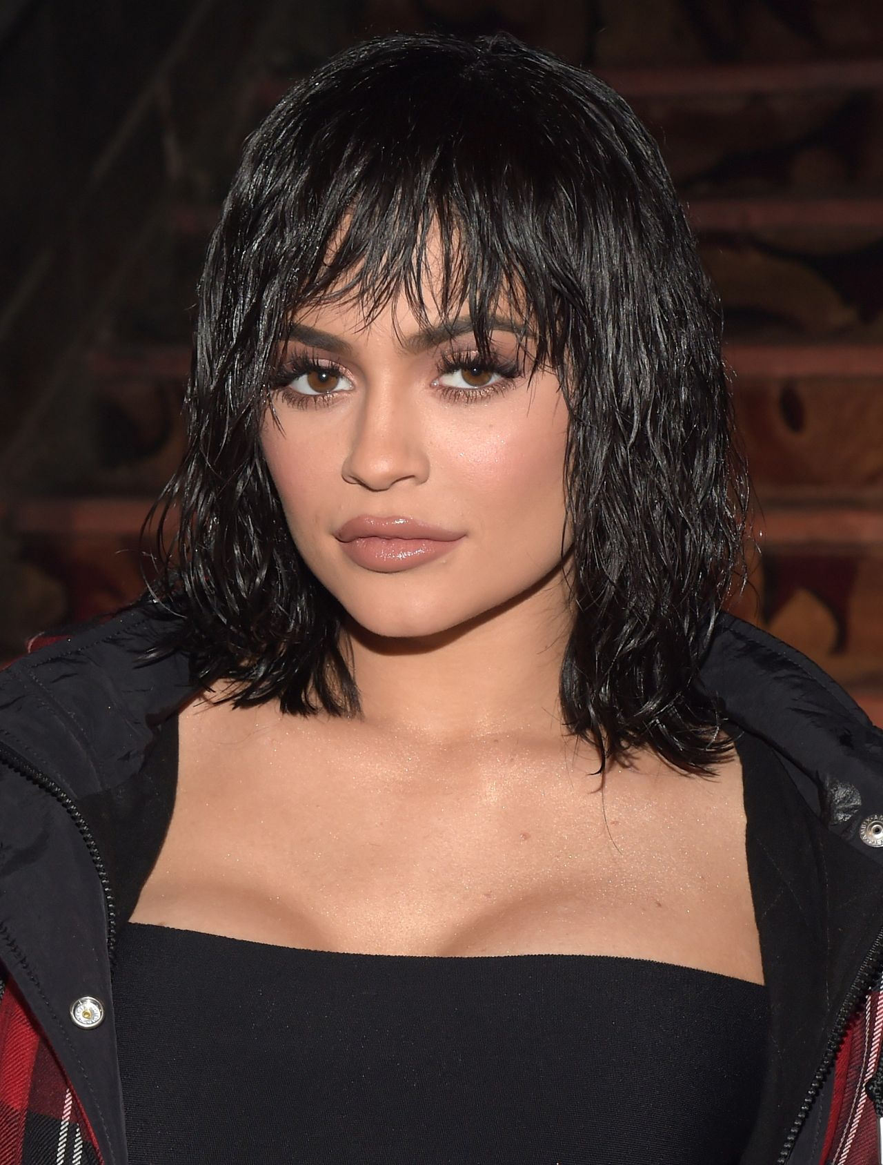 Kylie Jenner Alexander Wang Fashion Show In New York 2