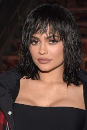 Kylie Jenner - Alexander Wang Fashion Show in New York 2/11/ 2017