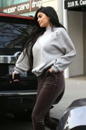 Kylie Jenner - Out in Beverly Hills 2/1/ 2017