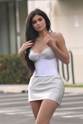 Kylie Jenner - Out in Beverly Hills 2/22/ 2017