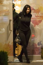 Kylie Jenner - Out in Calabasas 2/20/ 2017