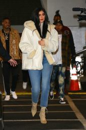 Kylie Jenner - Yeezy Fashion Show at NYFW in new York 2/15/ 2017