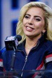 Lady Gaga - Pepsi Zero Sugar Super Bowl LI Halftime Show Press Conference in Houston 2/2/ 2017