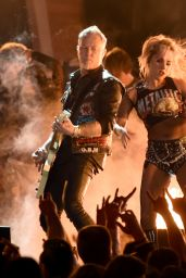Lady Gaga Performs at 59th Annual GRAMMY Awards in Los Angeles 02/12/2017