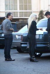 Lady Gaga - Running Errands in Los Angeles 2/24/ 2017