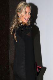 Lady Victoria Hervey at an Ellen von Unwerth Exhibit in West Hollywood 2/24/ 2017