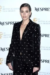 Laia Costa – BAFTA Nespresso Nominees' Party, London, UK 2/11/ 2017