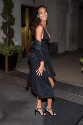 Lais Ribeiro - InStyle Magazine Celebrates Cover Issue at Carlyle Hotel in NYC 2/7/ 2017