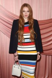 Larsen Thompson – Alice+Olivia by Stacey Bendet Fashion Show in NY2/14/ 2017