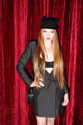 Larsen Thompson – Galore Magazine's Young Hot Hollywood Party at Verlaine in LA 2/24/ 2017