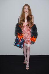 Larsen Thompson - Tadashi Shoji Fall 2017 Collection Show in New York 2/9/ 2017