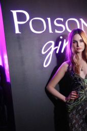 Laura Love – Dior Celebrates 'Poison Girl' in NYC 1/31/ 2017