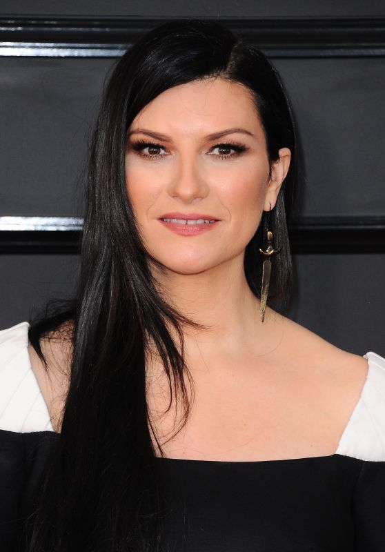 Laura Pausini – GRAMMY Awards in Los Angeles 2/12/ 2017