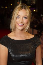 Laura Whitmore - 17th Annual WhatsOnStage Awards in London 2/19/ 2017