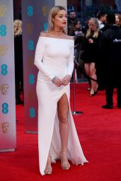 Laura Whitmore at BAFTA Awards in London, UK 2/12/ 2017