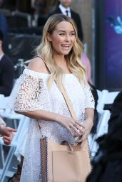 Lauren Conrad - Rebecca Minkoff Fashion Show in Los Angeles 2/4/ 2017