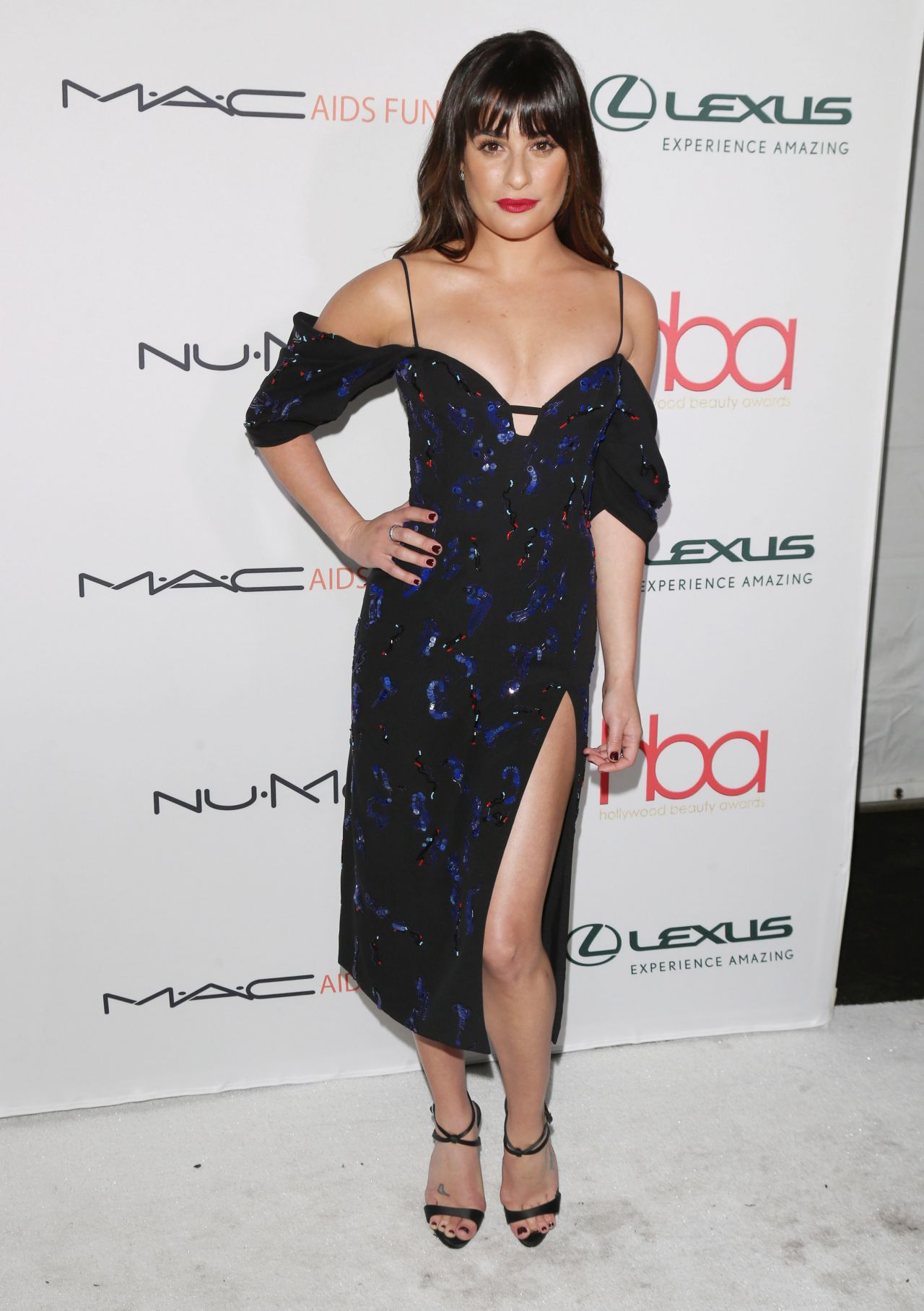 Lea Michele Hollywood Beauty Awards In Los Angeles 2 19