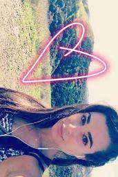 Lea Michele - Social Media Pics, 2/10/ 2017
