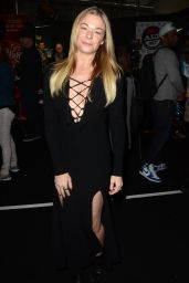 LeAnn Rimes at The GRAMMYs Westwood One Radio Remotes GRAMMY Awards in LA 2/10/ 2017