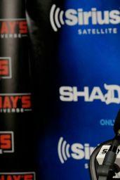 Leighton Meester at Sirius XM Studios 2/23/ 2017