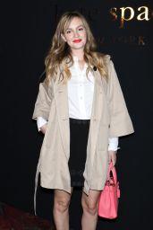 Leighton Meester - Kate Spade Presentation - New York Fashion Week 2/10/ 2017