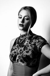 Lili Reinhart - Photoshoot for WWD 2017