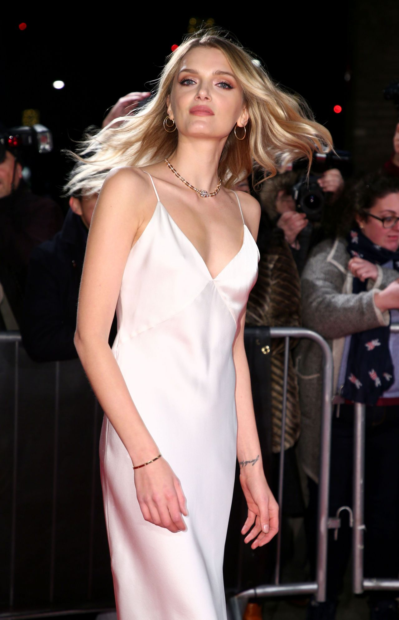 Lily Donaldson - The Naked Heart Foundation Fabulous Fund