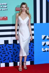 Lily Donaldson – The Naked Heart Foundation Fabulous Fund Fair in London 2/21/ 2017