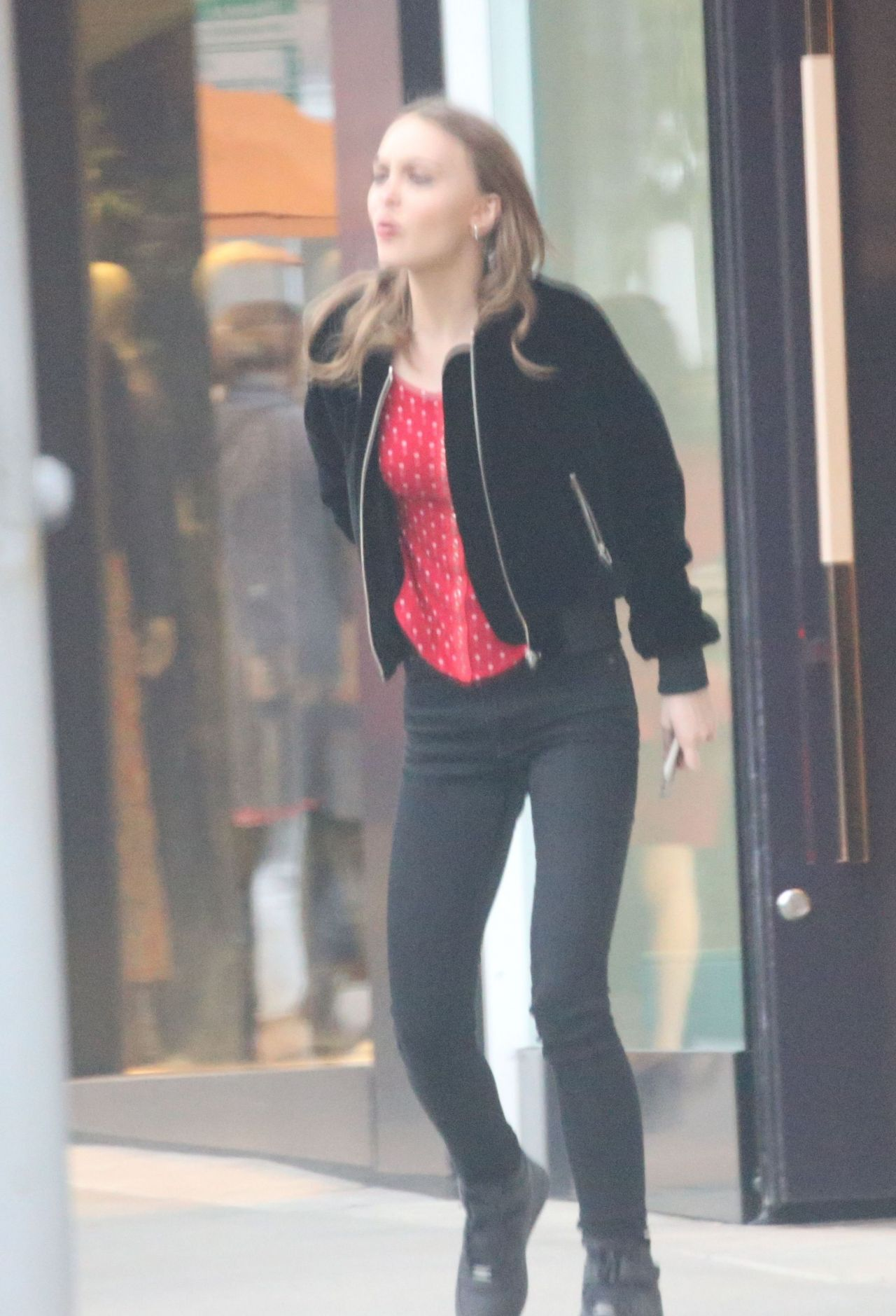 Lily rose depp leaves chanel after a shopping spree in beverly hills nudes (49 photos)