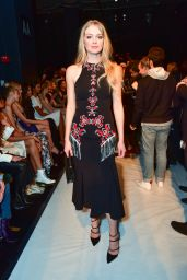 Lindsay Ellingson – Jonathan Simkhai X Carbon 38 Fashion Show in New York 2/11/ 2017