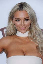 Lindsey Pelas – OK! Magazine's Pre-Oscar Party in Los Angeles 2/22/ 2017