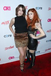 Lindsey Shaw – OK! Magazine's Pre-Grammy Event in Hollywood 2/9/ 2017