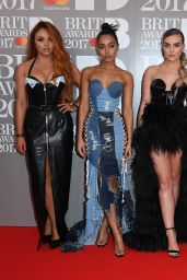 Little Mix – The Brit Awards at O2 Arena in London 2/22/ 2017