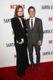 Liv Hewson – Netflix's 'Santa Clarita Diet' Premiere in Hollywood 2/1/ 2017